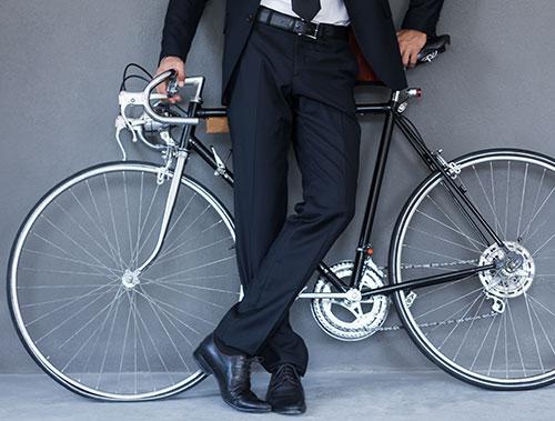 Fahrrad Lage